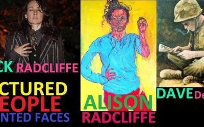 Jack Radcliffe, Alison Radcliffe, Dave DeRan