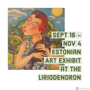 Estonia International Art Exhibit