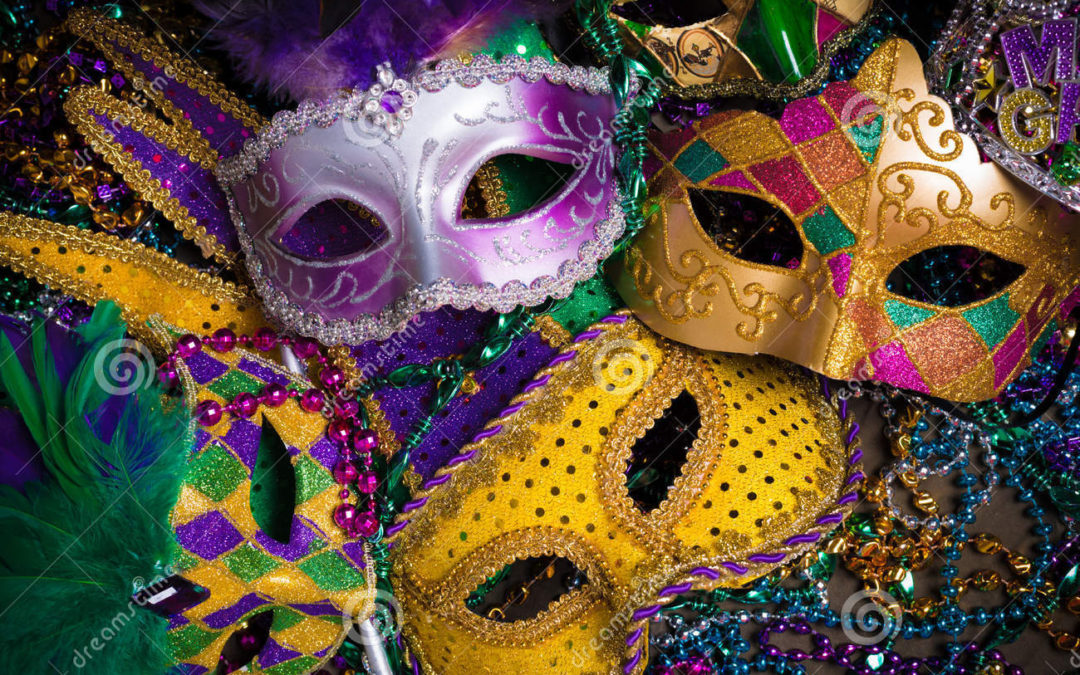 SOLD OUT! Murder at the Mansion – A Mardi Gras Mystery