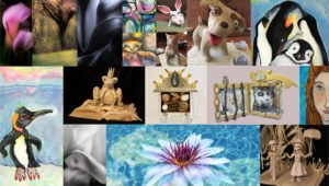 Art Exhibit: Unlikely Pairings @ The Liriodendron Mansion | Bel Air | Maryland | United States
