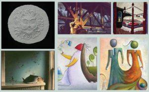 Multimedia Art Exhibit: Craig Haupt, Terri Slack Hardwicke, Christopher Winslow @ The Liriodendron Mansion   Bel Air   Maryland   United States