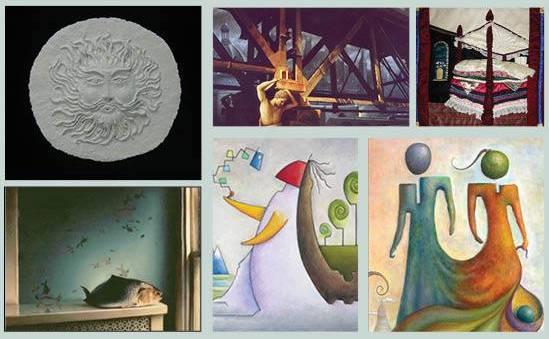 Multimedia Art Exhibit: Craig Haupt, Terri Slack Hardwicke, Christopher Winslow