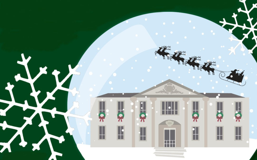 Holiday Open House at the Liriodendron